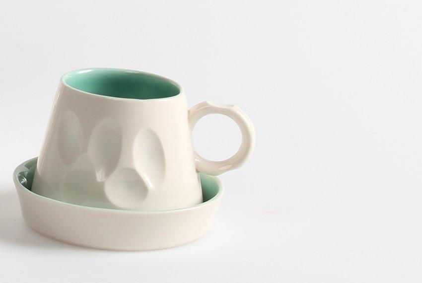 Gavin Burnett Cup and Saucer