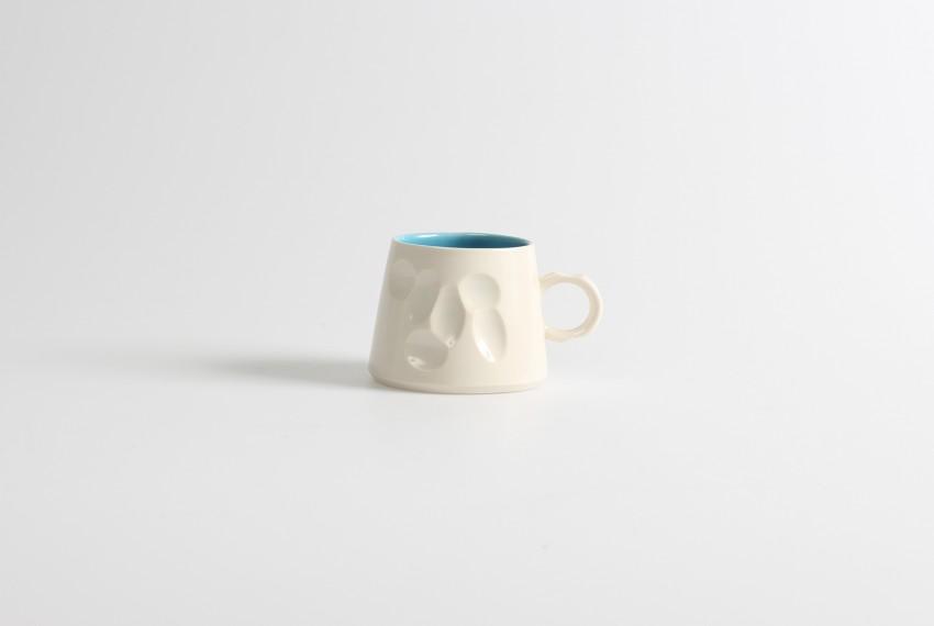Gavin Burnett Mug Blue
