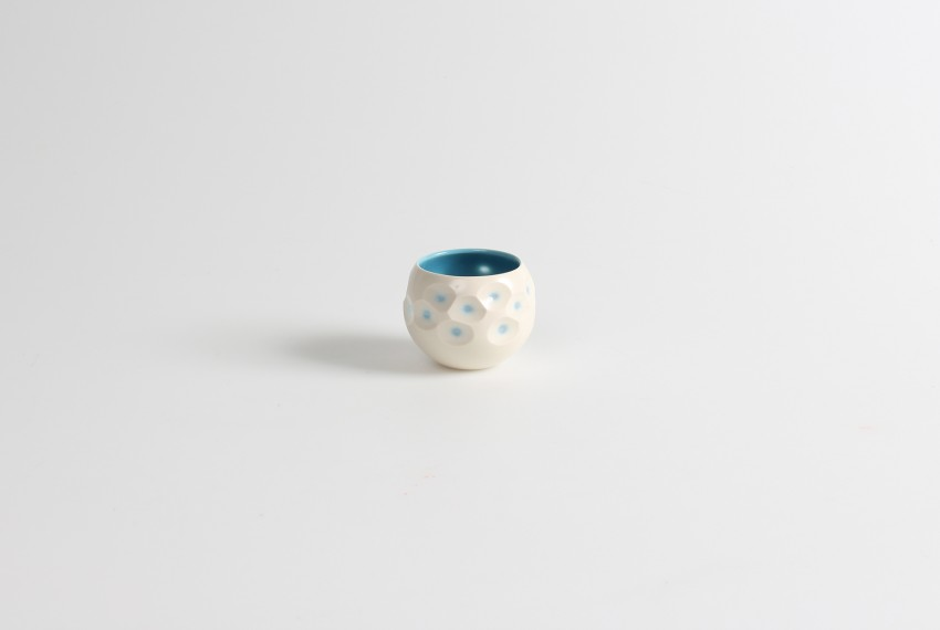 Gavin Burnett Tealight Blue Medium