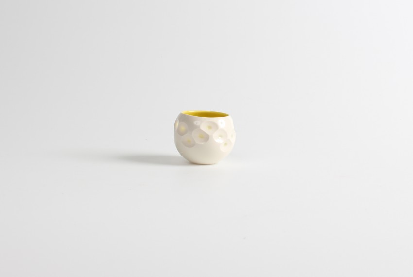 Gavin Burnett Tealight Yellow Medium
