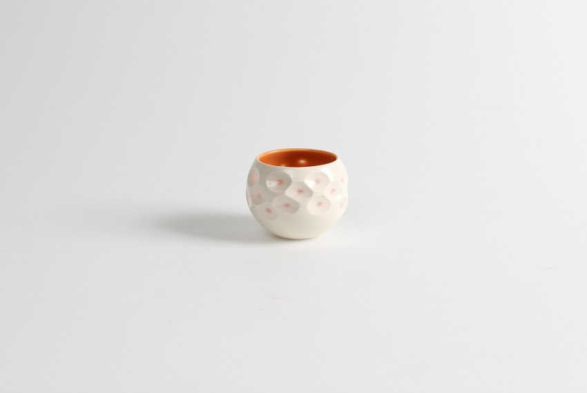 Gavin Burnett Tealight Orange Large