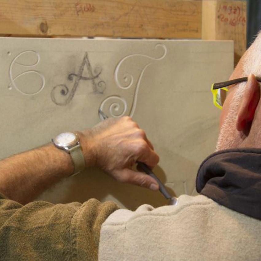 Stone Lettering Workshop
