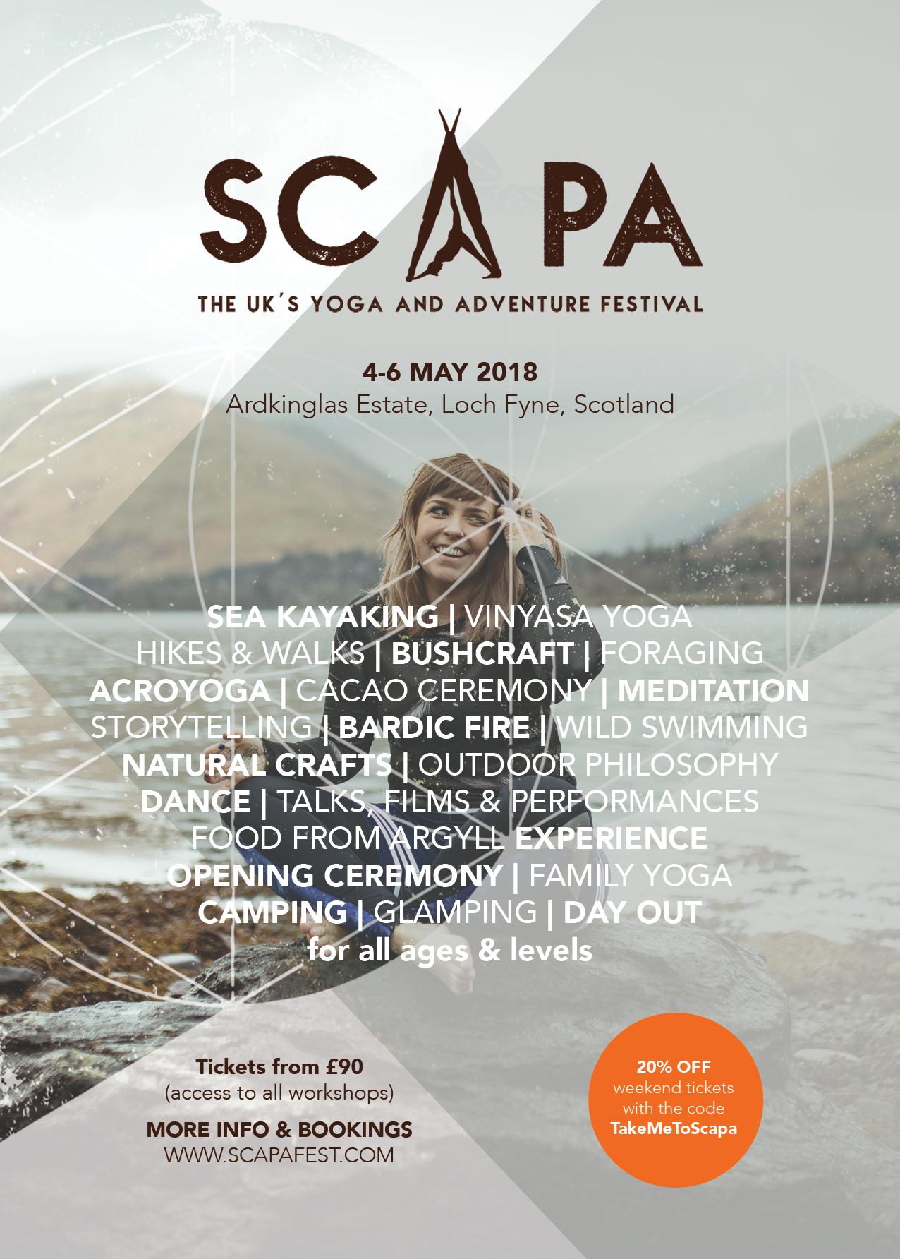 Scapa Fest 2018