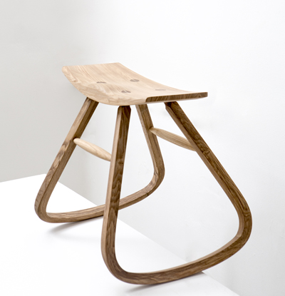 Angus Ross - Unstable Stool - Photographer David N Anderson