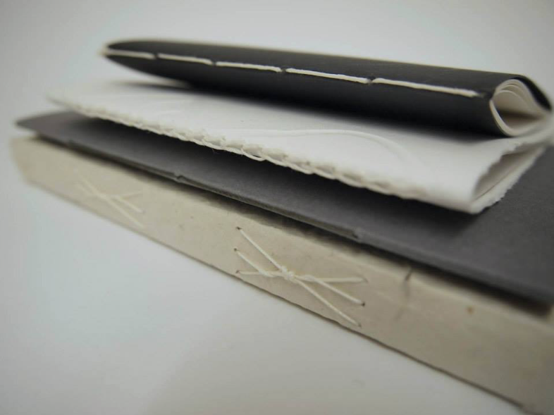 Decorative Sewing for Notebooks