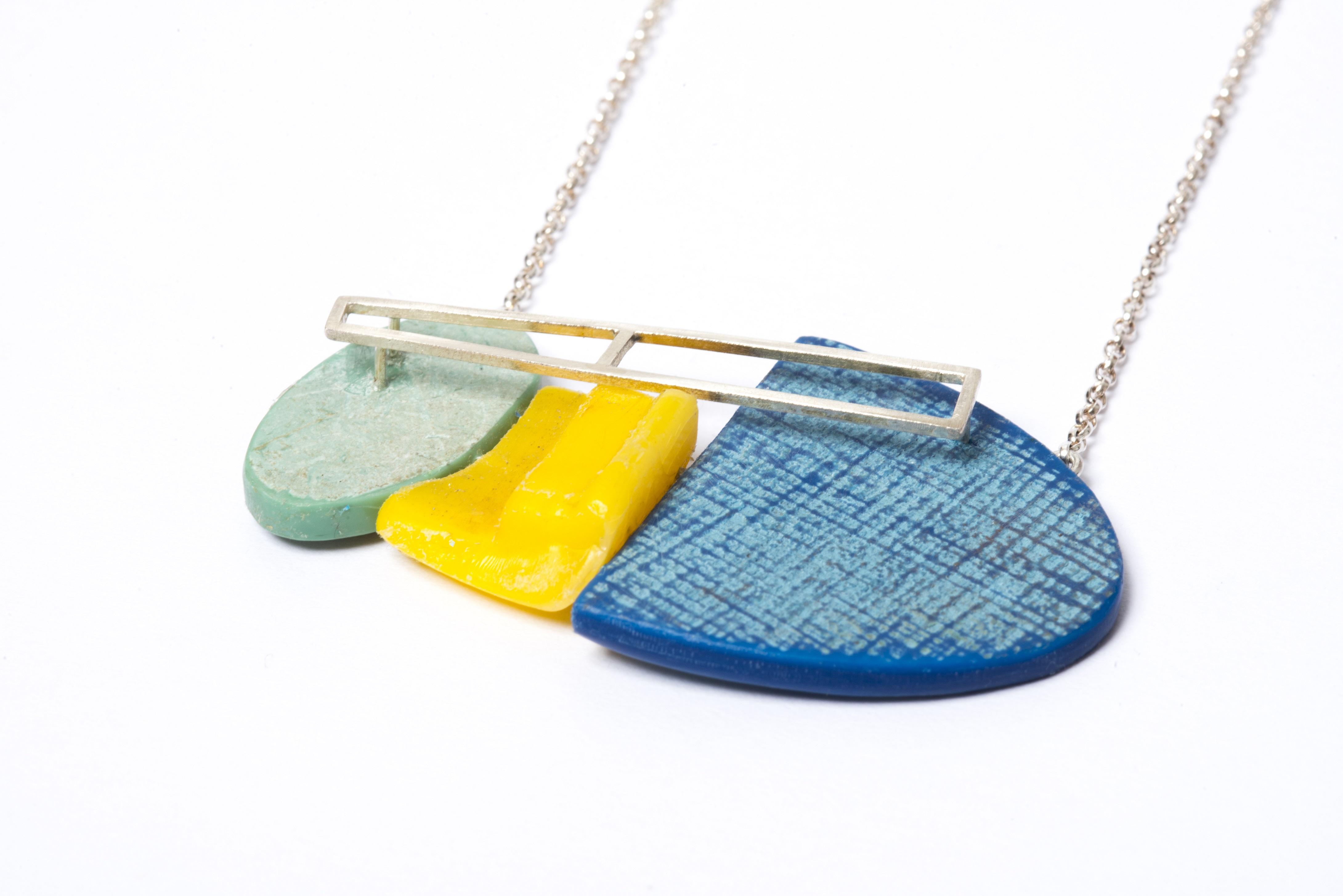 Shoreline Necklace (Found Collection, 2017)