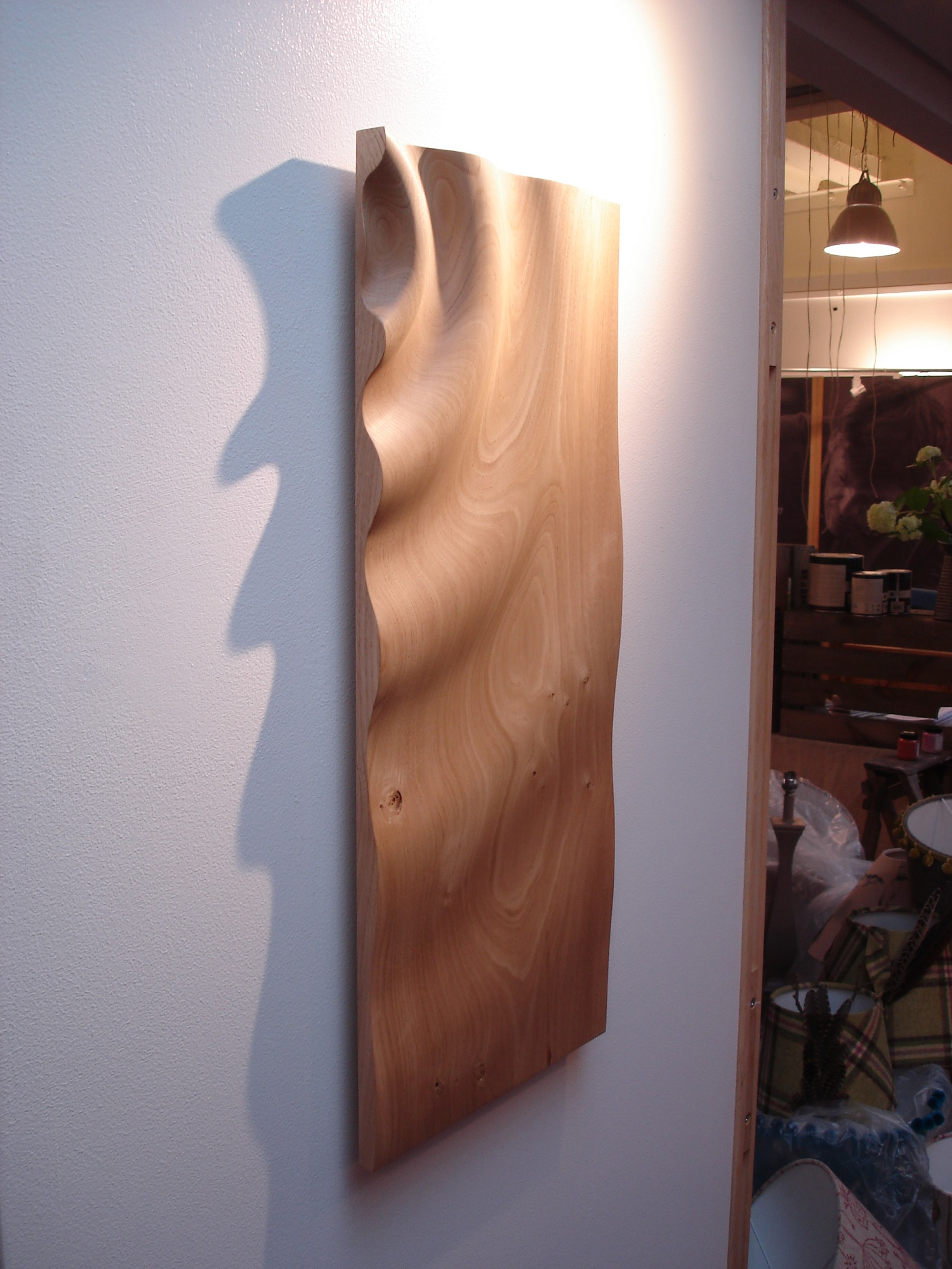 Ripple - decorative wall panel