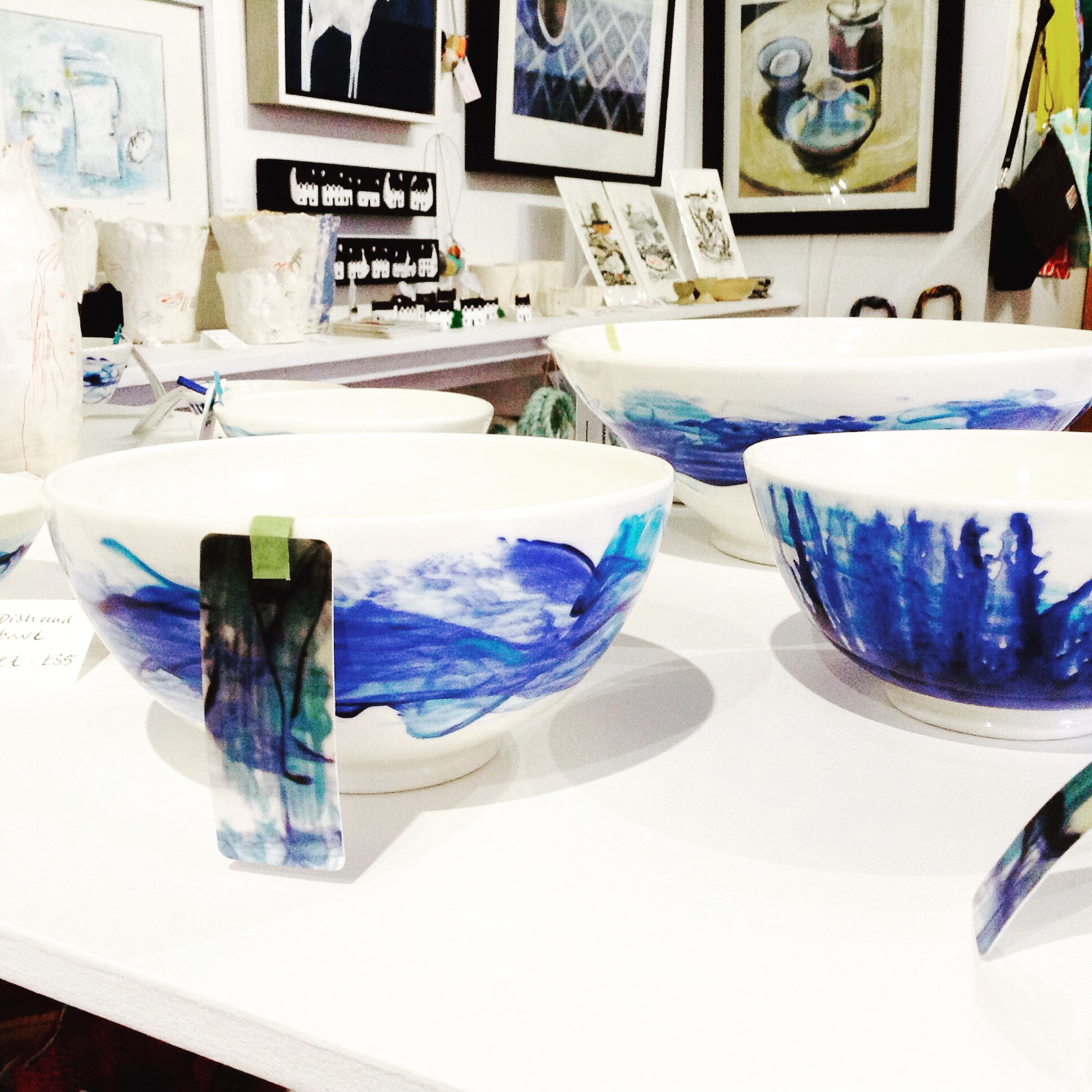 Bowls and paintings/>               </div>               <div class=