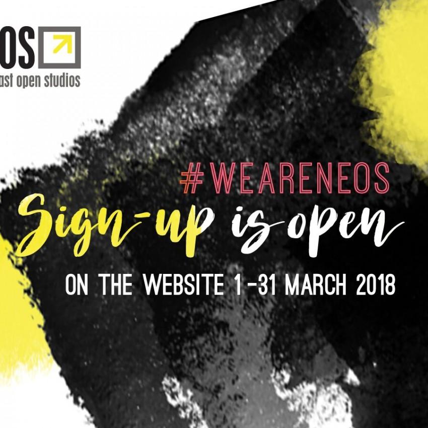 North East Open Studios - NEOS 2018