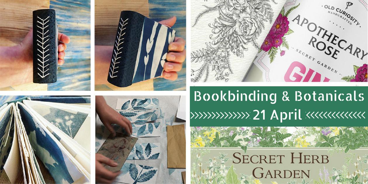 Bookbinding & Botanicals