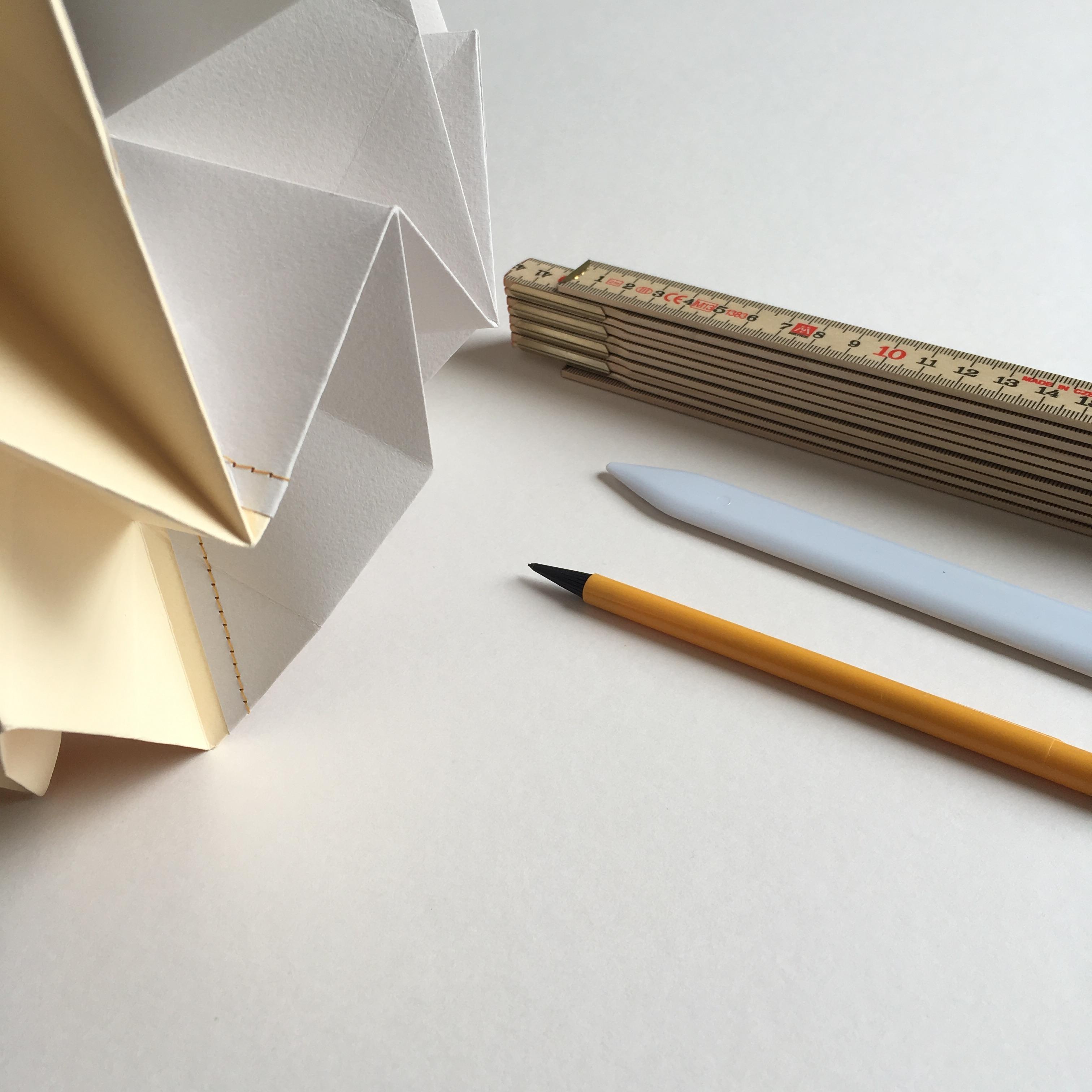 Make a Lampshade: Paper Folding Workshop