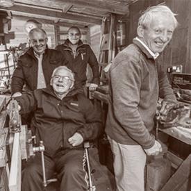 Craft Scotland Outreach & Engagement - Men's Sheds