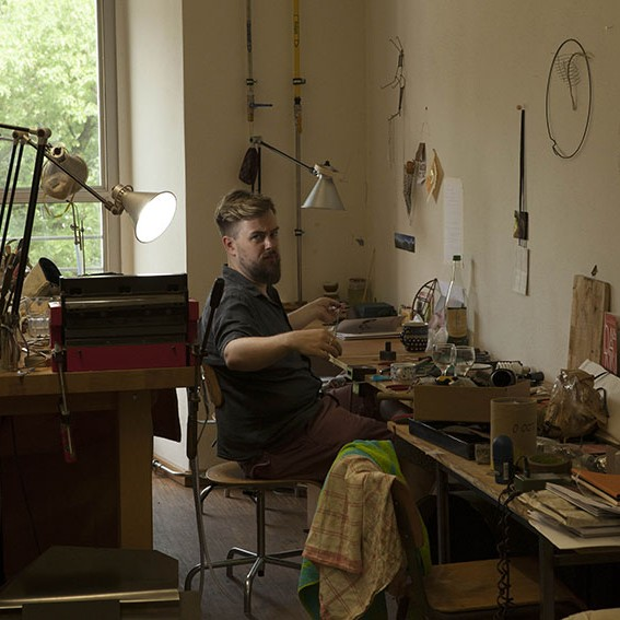 Meet Paul Adie, finalist for the Loewe Craft Prize 2018