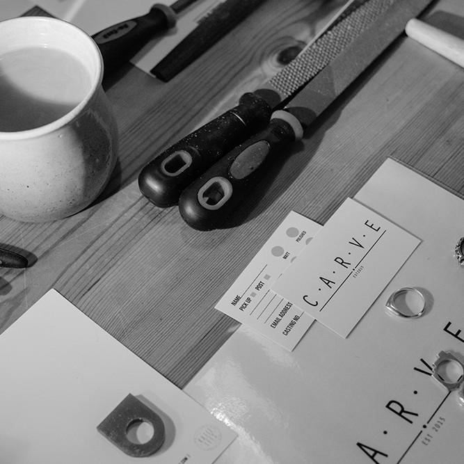 Carve a Ring Workshop