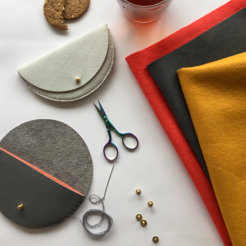 Make a Leather Purse with Jude Gove
