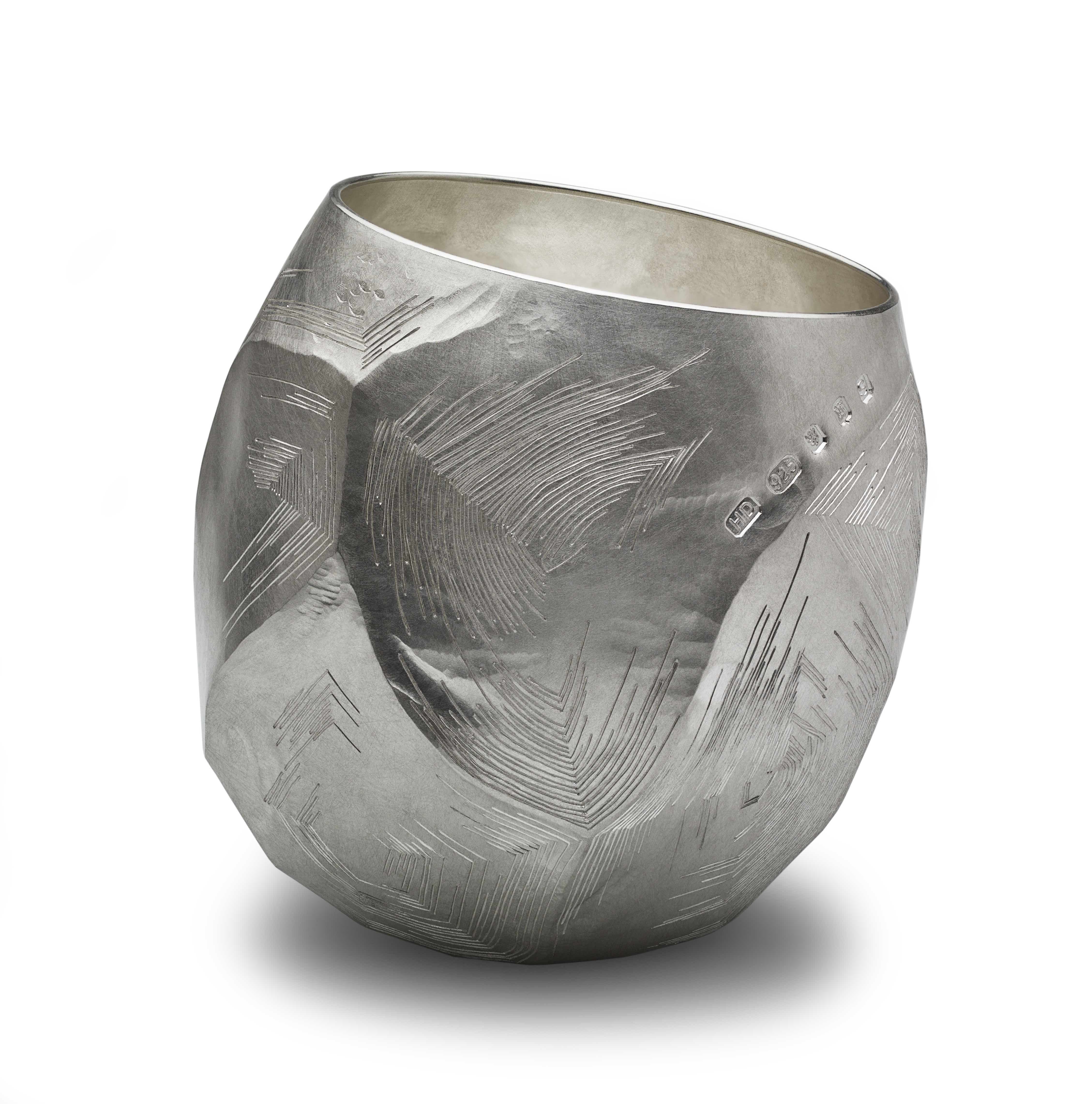 Engraved Quarried Tumbler