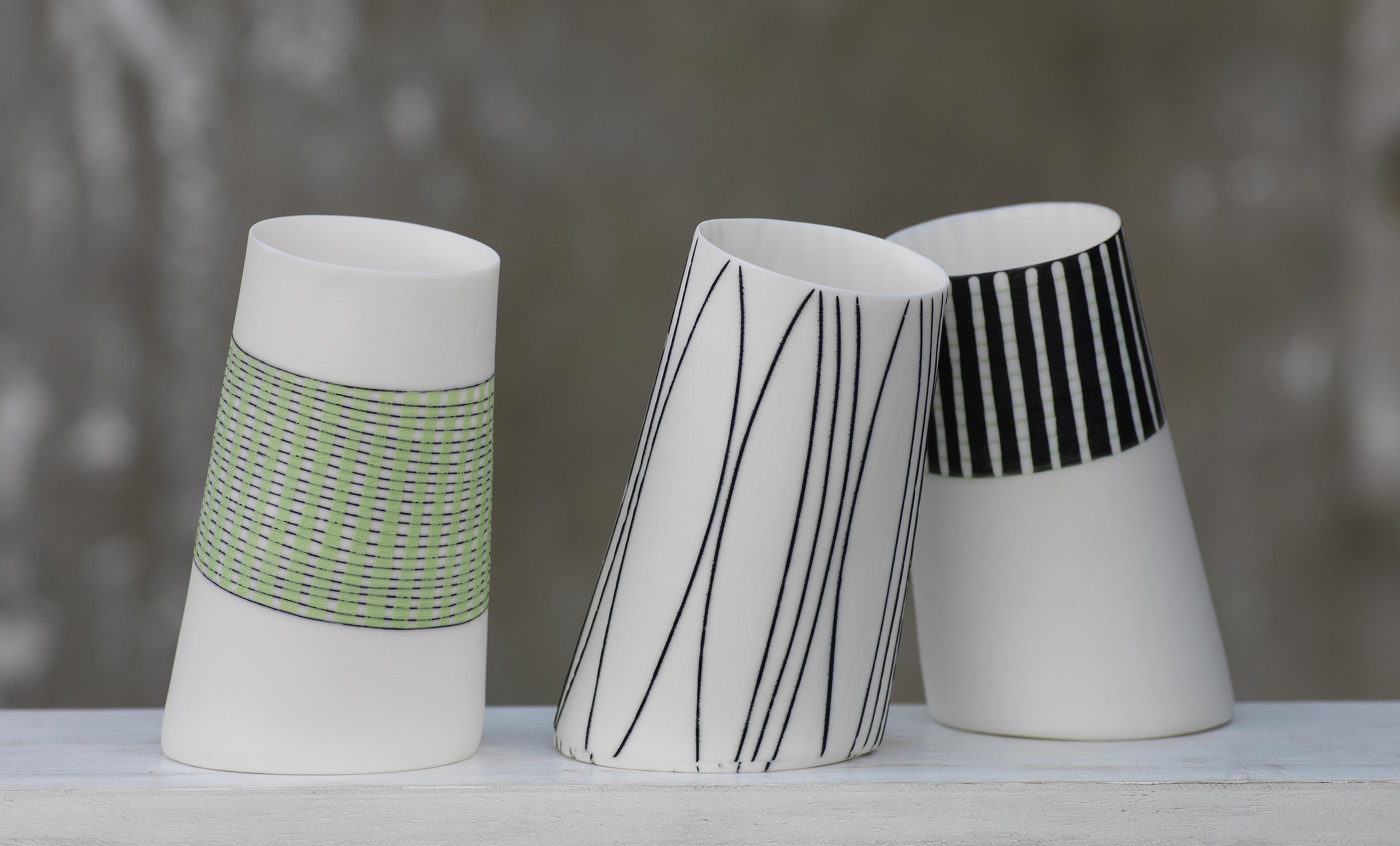 Set of Tilting Vessels