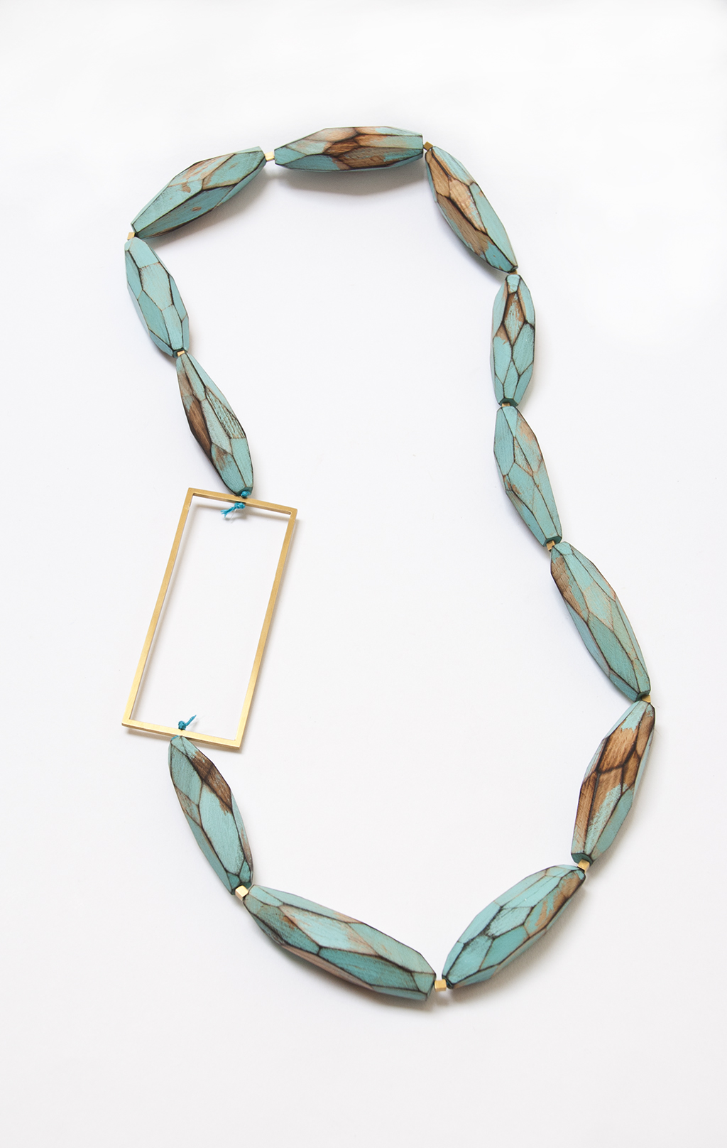 My Seoul turquoise necklace