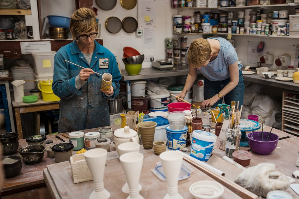 Ceramics – Introduction to Glazing from Scratch – Evening Class