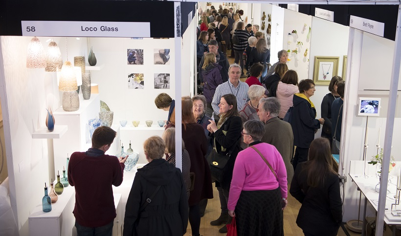 Call for Entries - Made by Hand, Cheltenham Image #1