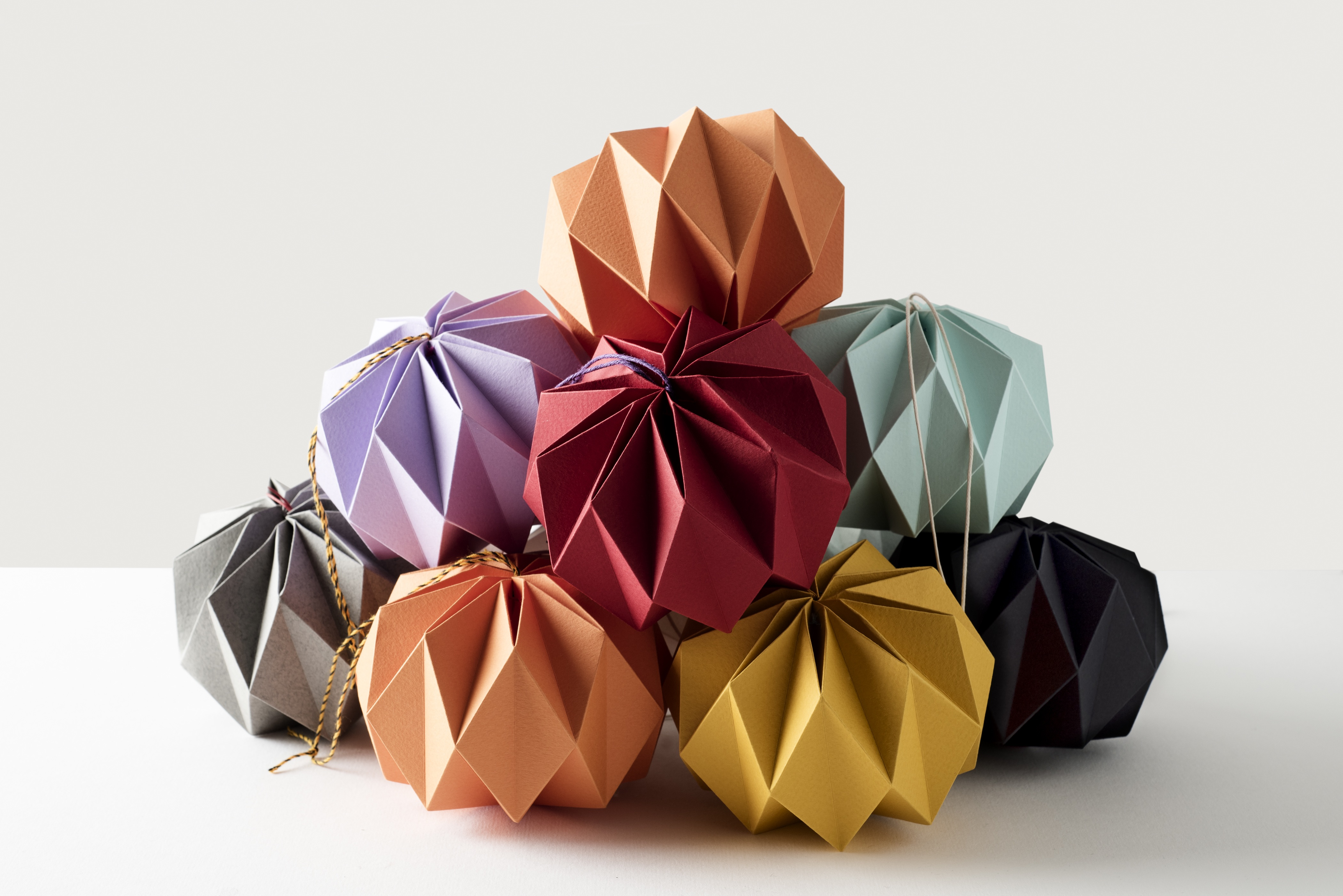 Folded Baubles