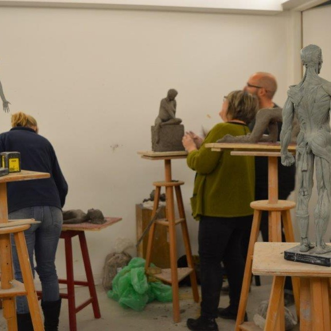 Clay Modelling Evening Class