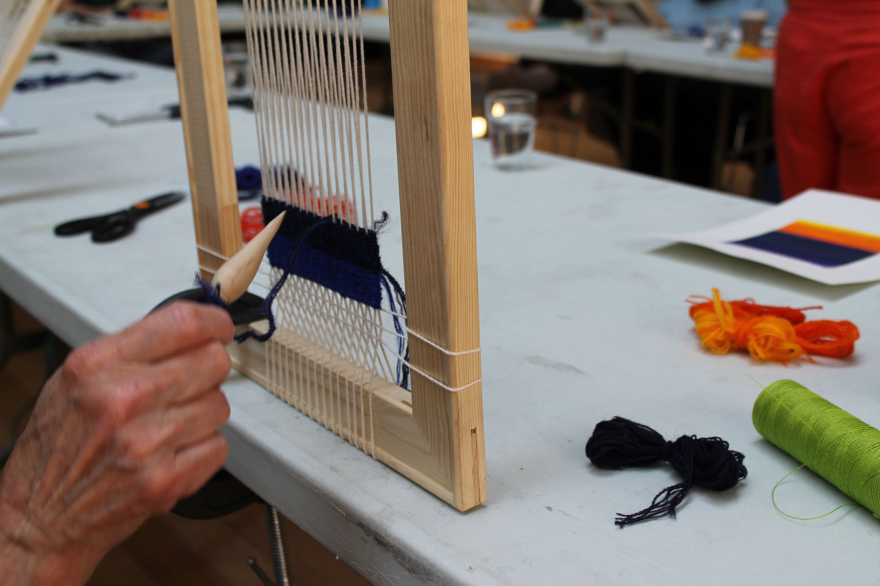Tapestry Weaving Experience Day Image #0