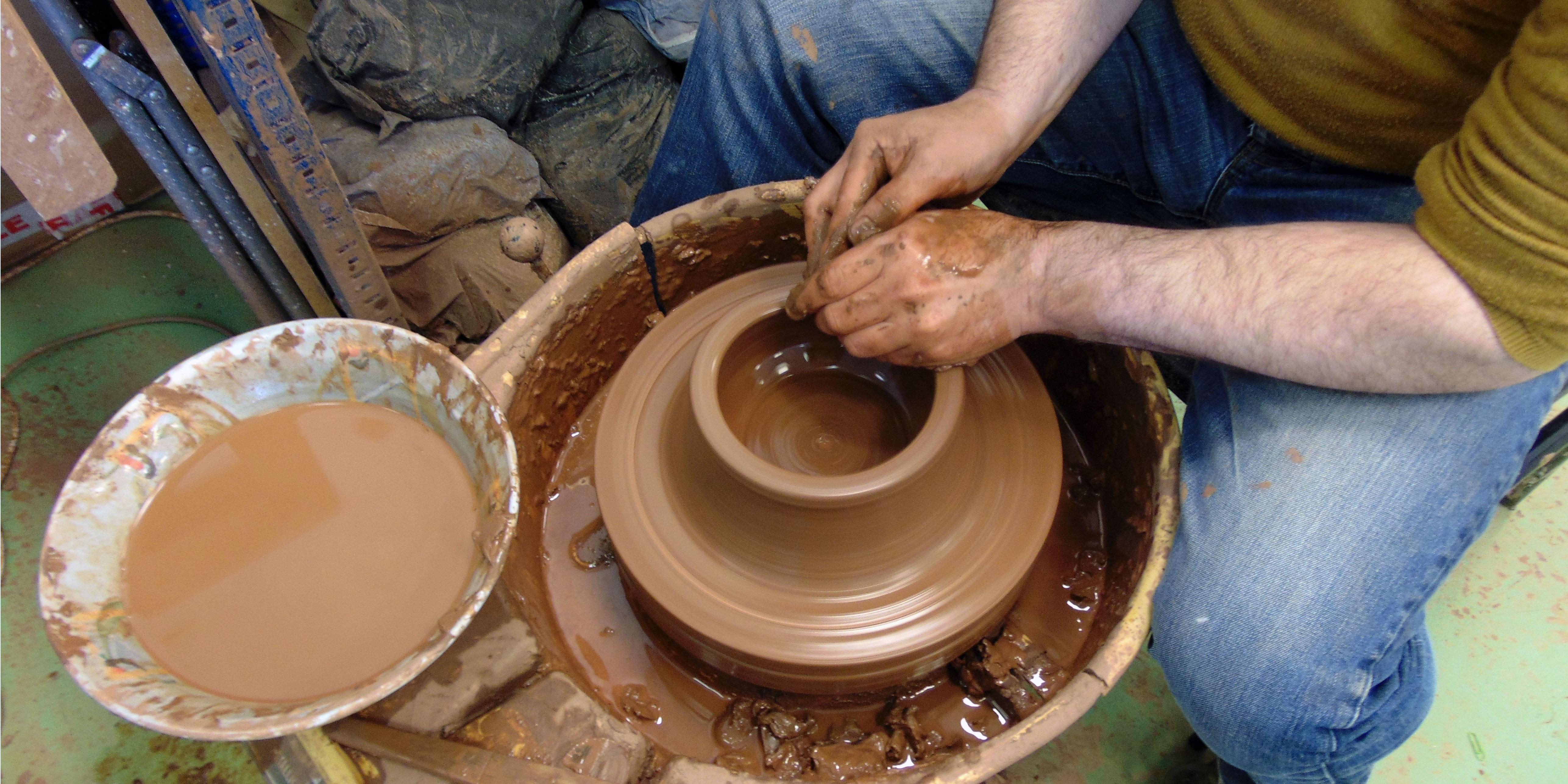 Ceramics: 6 week evening course
