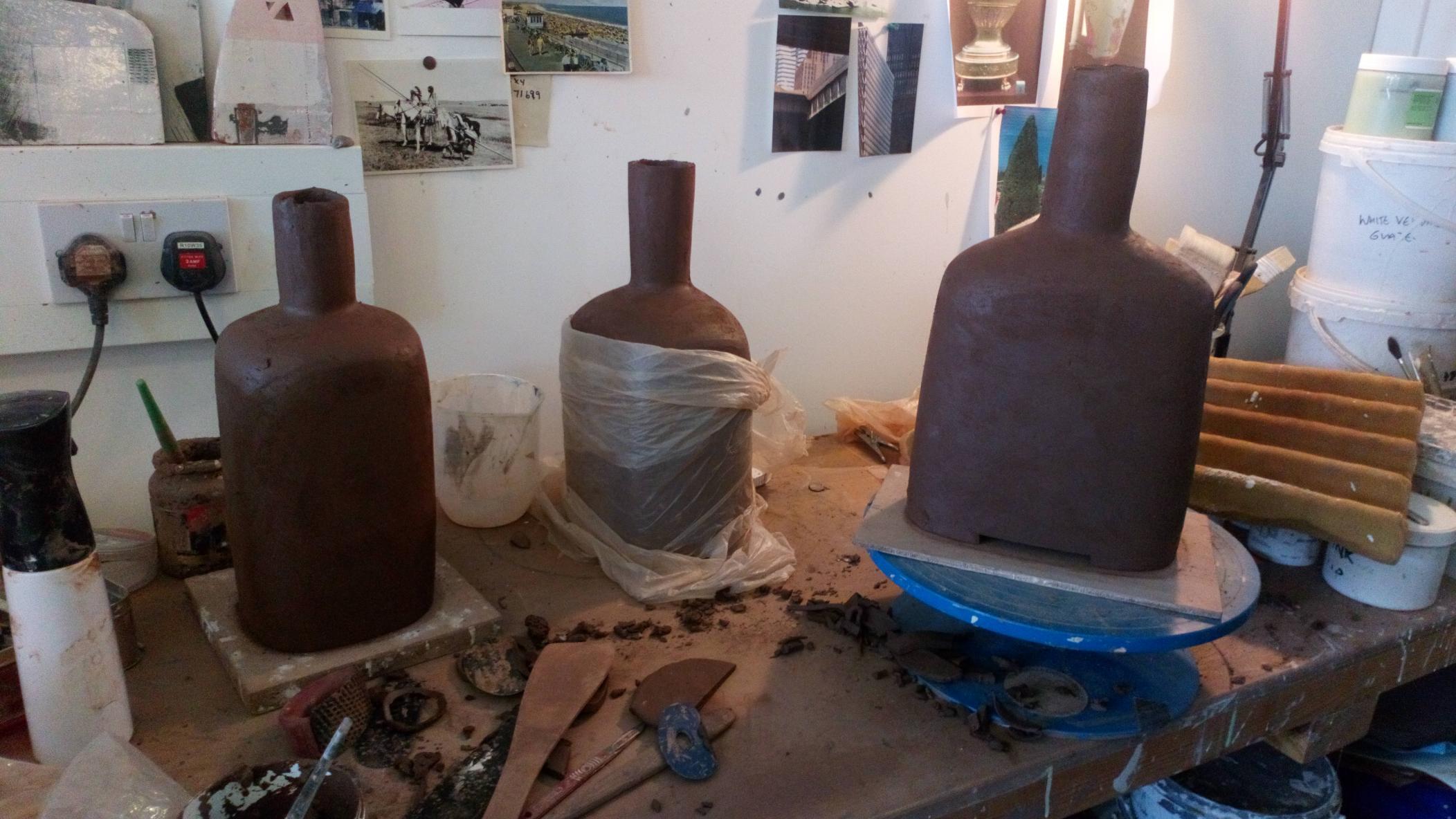 Ceramics: thursday morning course Image #1