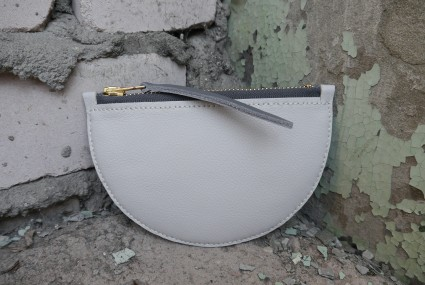 Jude Gove Mimi Coin Purse in stone