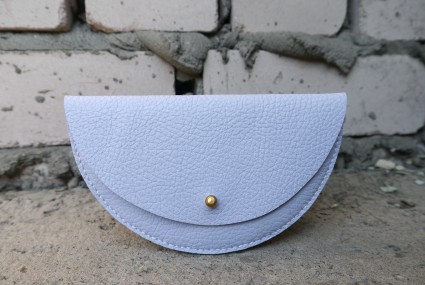 Jude Gove Colette Grande Coin Purse Powder Blue