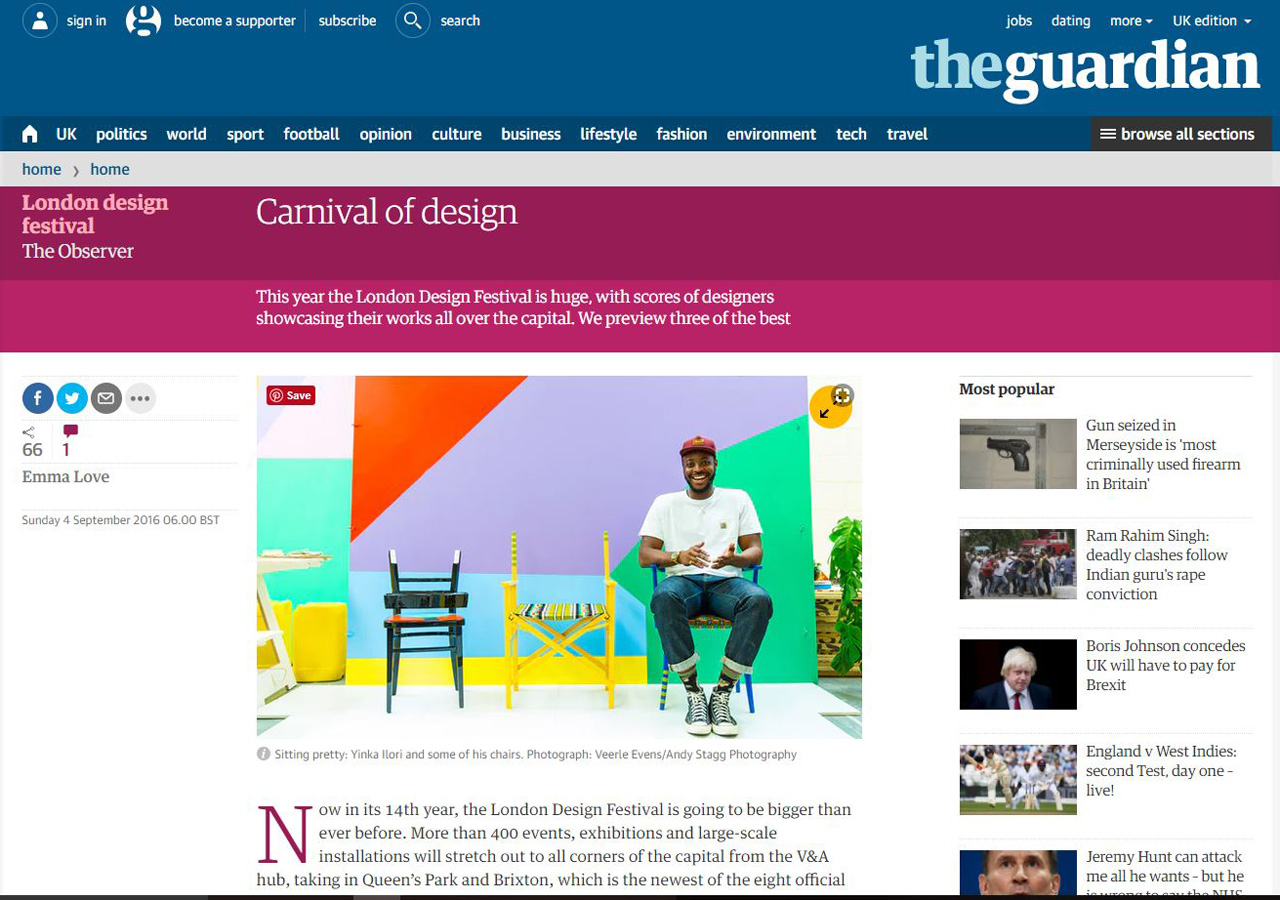 The Guardian: Scotland: Craft & Design