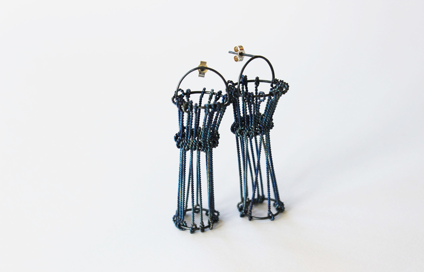 Ruth Leslie Jewellery Earrings