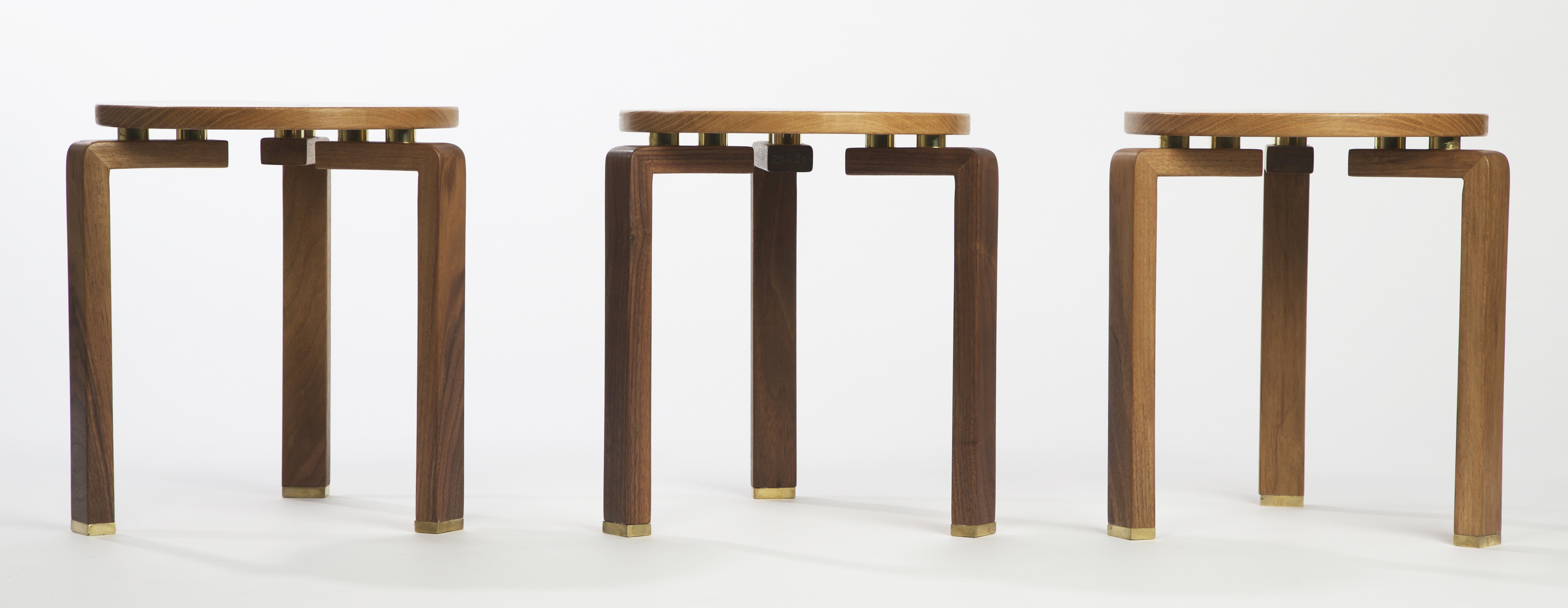 Zanna stools/side tables