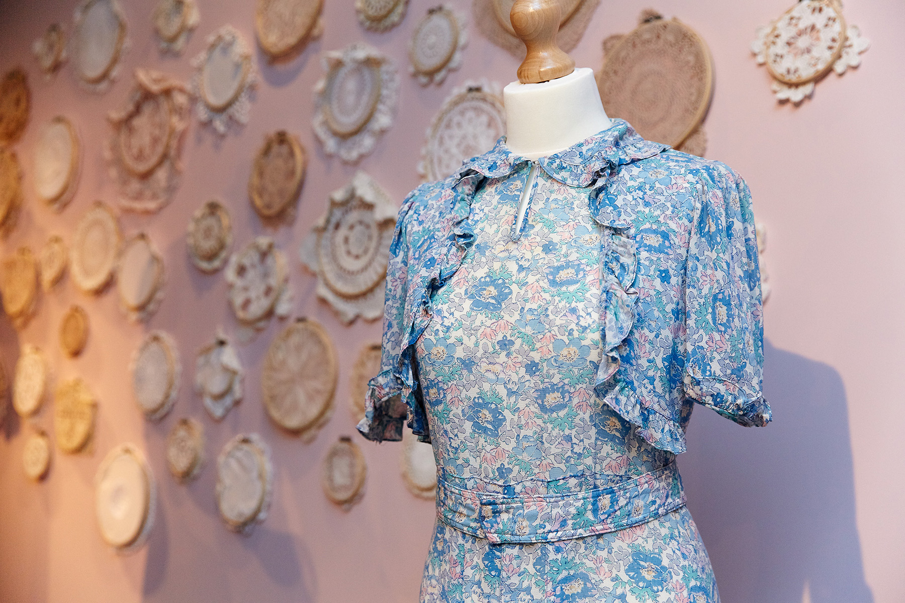 LIBERTY Art Fabrics & Fashion Highlights Tour