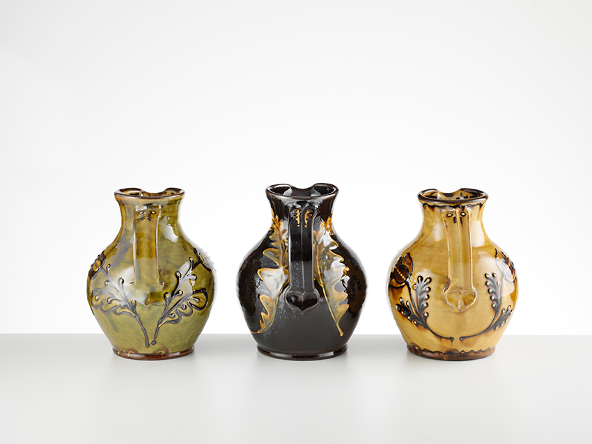 Slip Trail Small Jug Trio