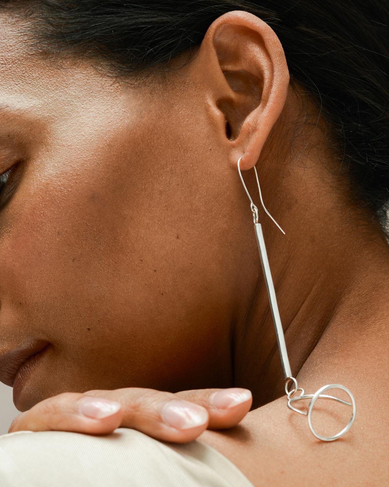 Bell Drop earrings