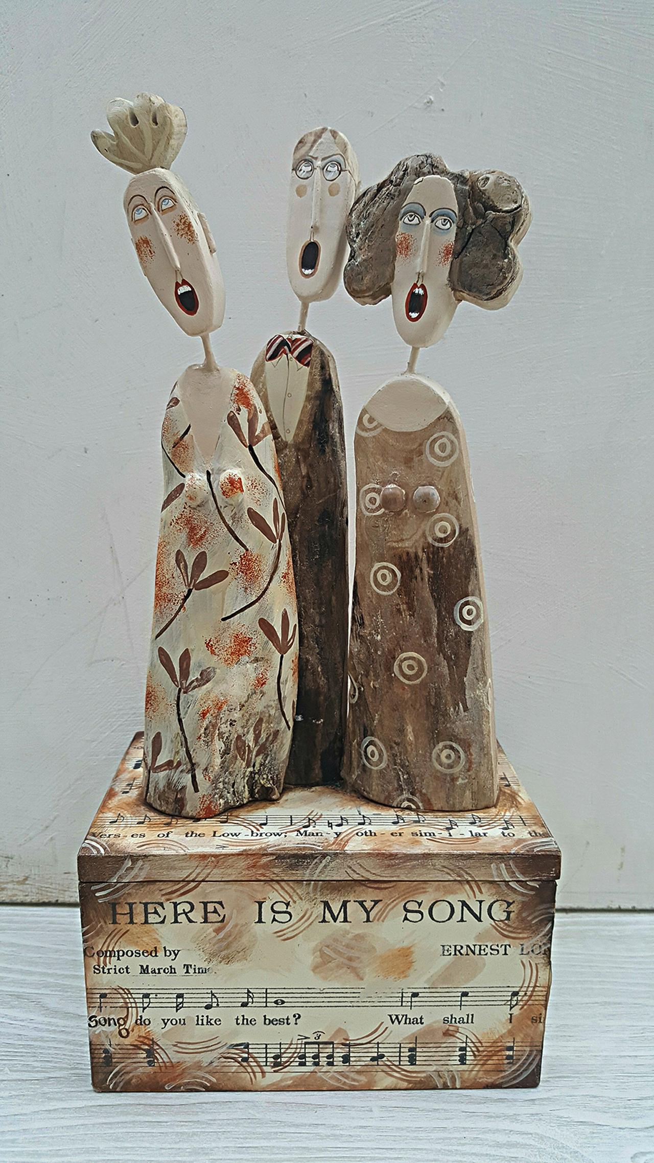 Lynn Muir Sculpture />               </div>               <div class=