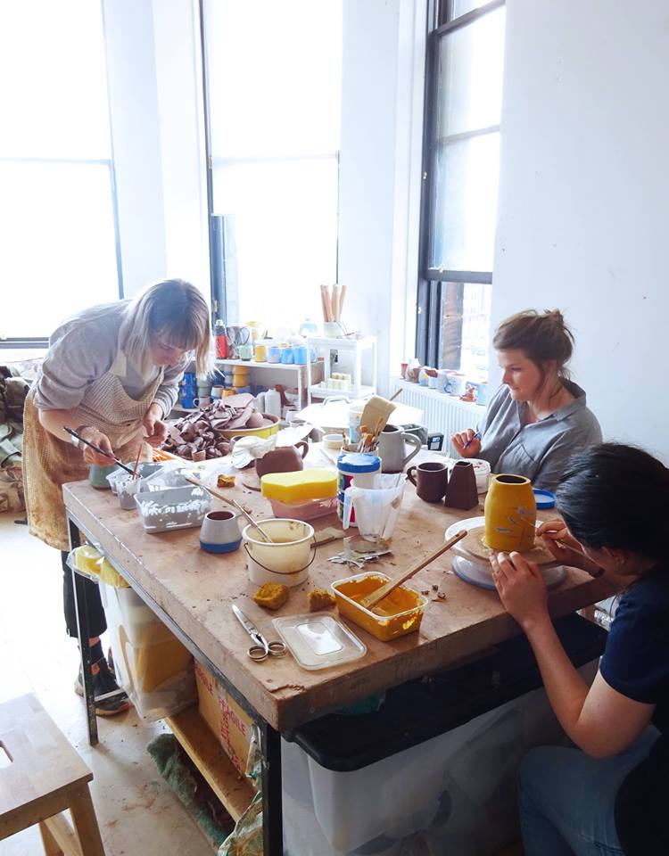 Introduction to Clay, Friday Evening Classes