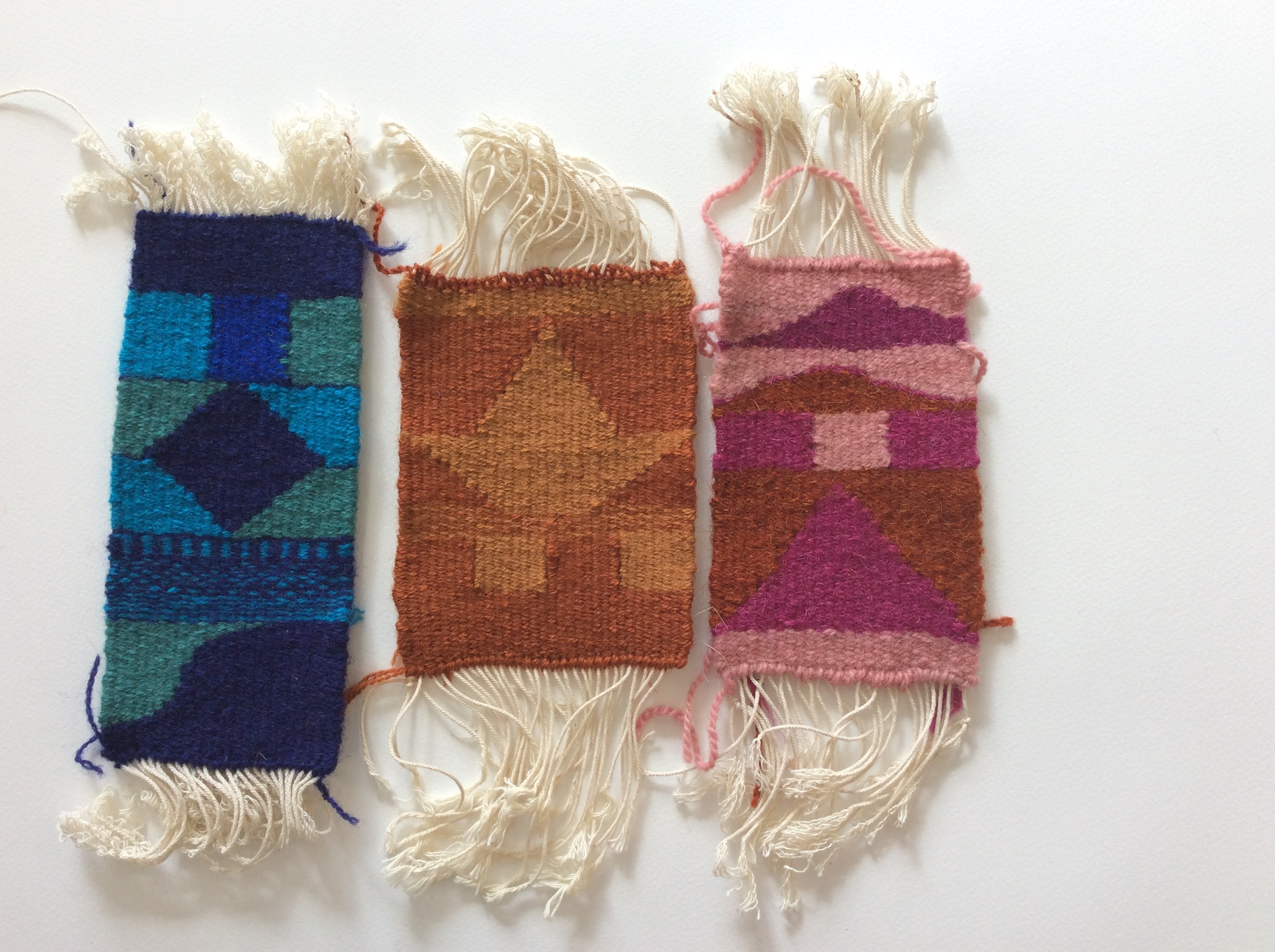 Introduction to tapestry weaving 19th – 20th January 2019