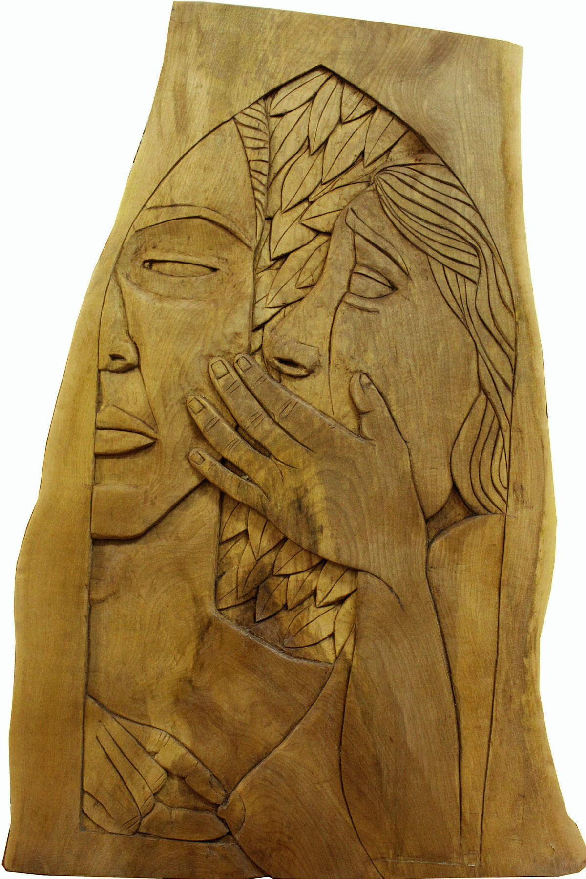 A classical approach to wood carving