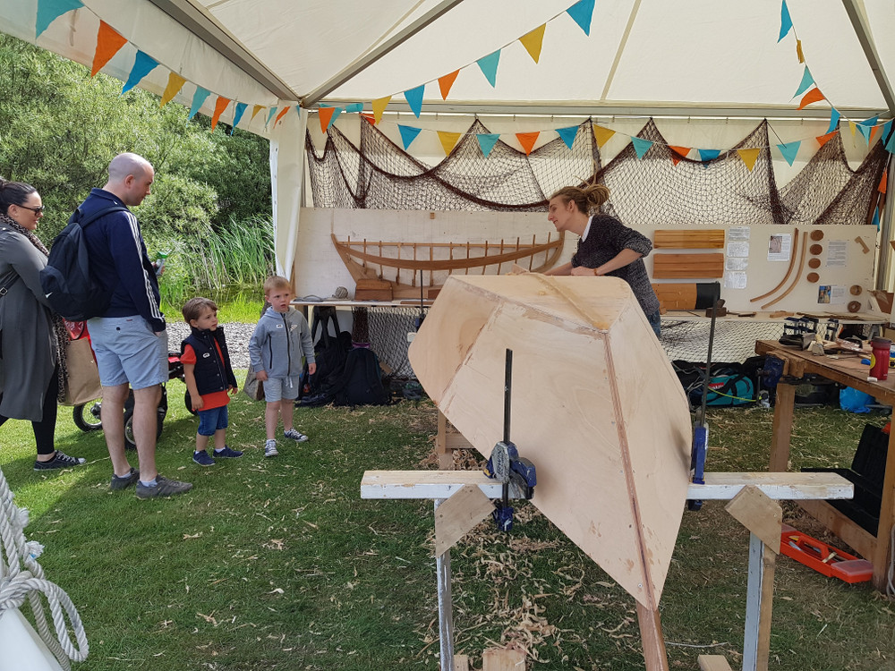 Family Boatbuilding