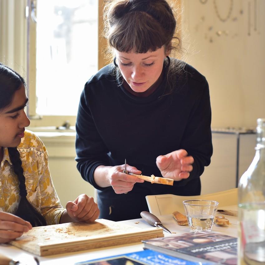 Workshop Leaders - Craft Scotland Summer Show 2020