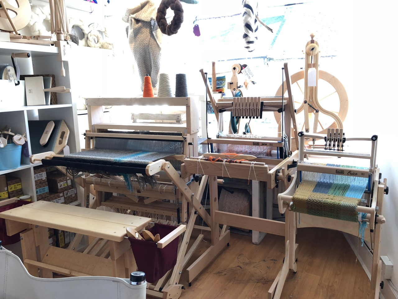 Weaving Looms at Weft Blown/>               </div>               <div class=