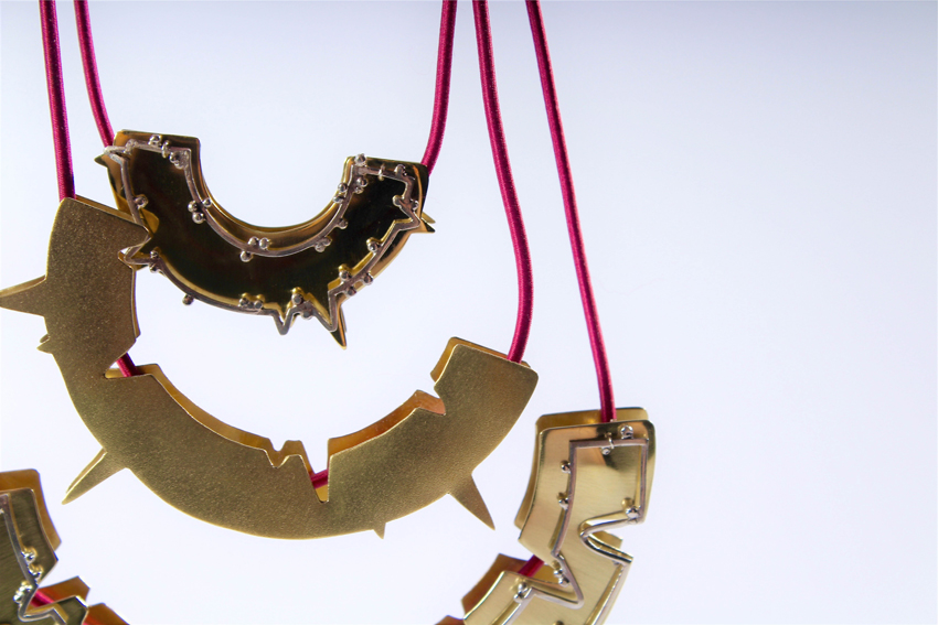 Jewellery and Metal Design at DJCAD