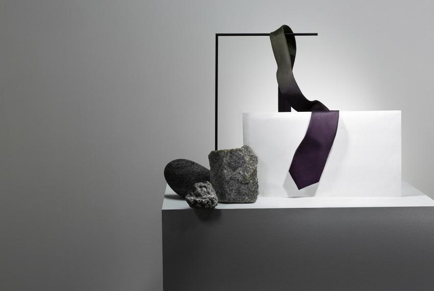 Niki Fulton Rock Silk Tie