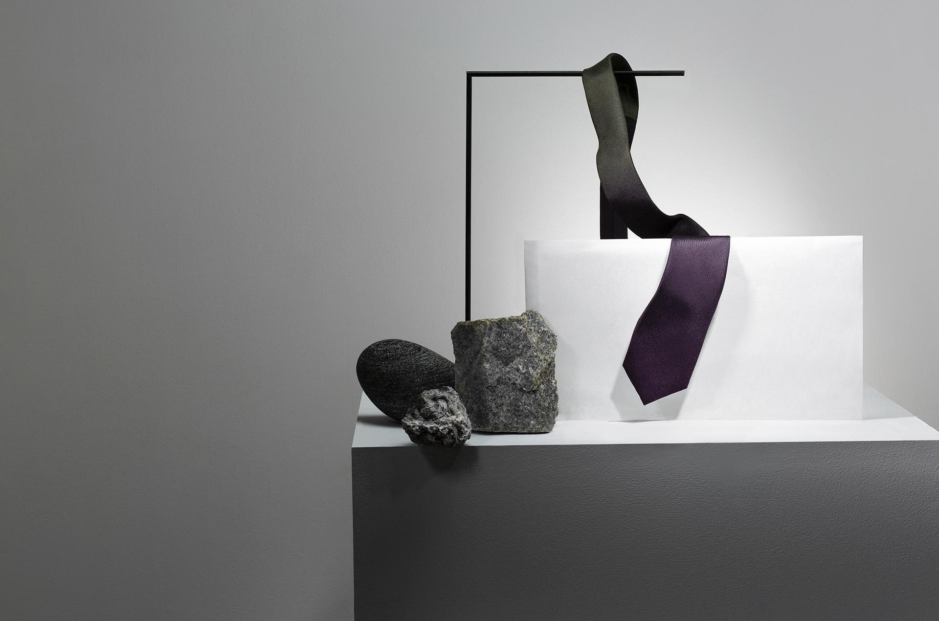 Rock Silk Tie