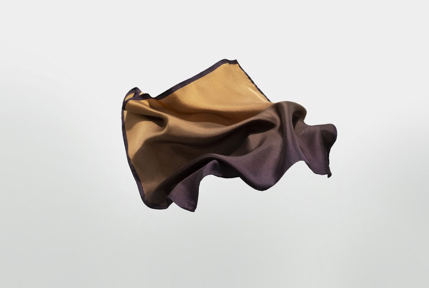 Niki Fulton Peat Neckerchief / Pocket square