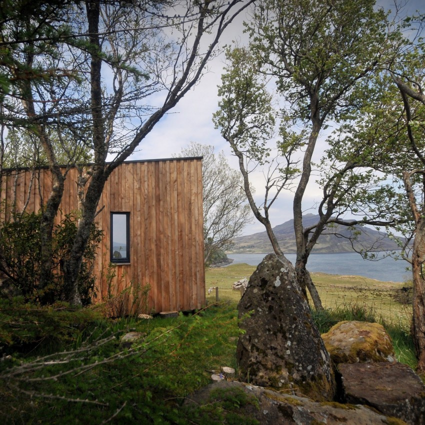 Creative live/work residency retreat, Isle of Skye
