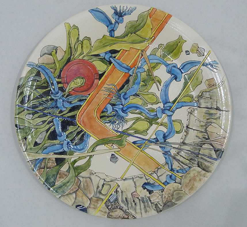 The Illustrative Ceramics of Peter Wareing MYOS04
